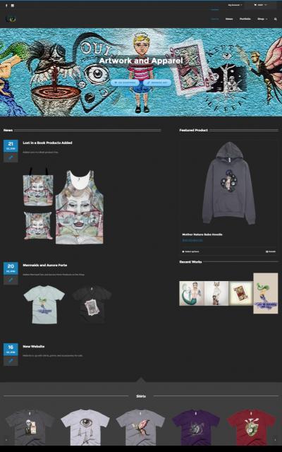Chels-Eye Website Preview